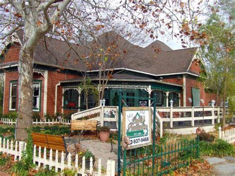 The Catfish House by Catfish Plantation Haunted Restaurants Back Burner