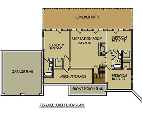 max house plans 4 bedroom floor plan ranch house plan by max fulbright