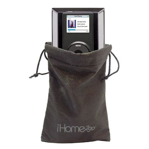Ihome2go Truly Portable Ipod Nano Speaker by Ihome2go Ihm1 Portable Speaker System For Ipod Nano Iphone