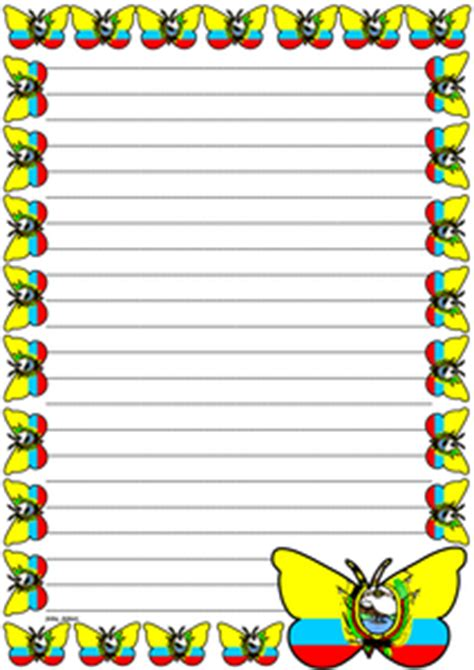 lined paper with sports border football 2014 themed lined papers and pageborders