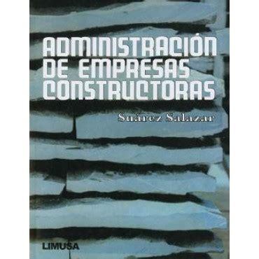 libros sobre administracion de empresas pdf gratis libro administracion de empresas constructoras descargar gratis pdf