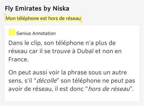 emirates meaning mon t 233 l 233 phone est hors de r 233 seau fly emirates lyrics meaning