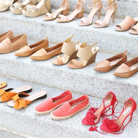 30 pair shoe summer 2017 mega shoe guide 30 pairs justinecelina