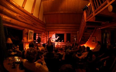 Michael Cabin by Michael S Log Cabin Concerts Grand Marais Mn