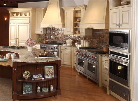 copper appliances kitchen 20 copper backsplash ideas that add glitter and glam to your kitchen