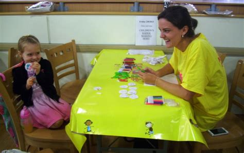 Asda Green Room by With Momentum Activities At Asda Andover
