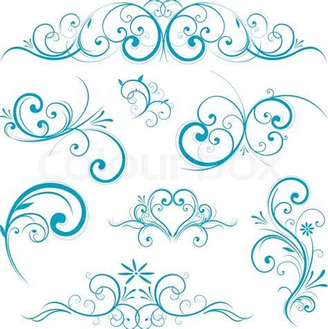 Schreiben Gewinner Muster Stock Vektor Schn 246 Rkel Rahmen Muster Ornamente Schn 246 Rkel St 246 Cke Und Rahmen