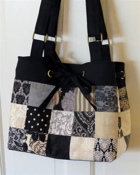 Patchwork Bags To Make - sweet bee buzzings let s get ready to sew along
