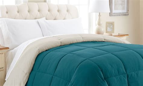 groupon comforter all season reversible comforter groupon goods