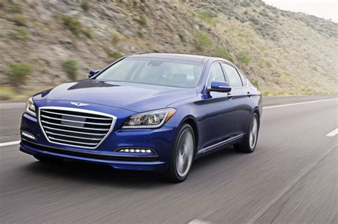 2015 hyundai genesis 2015 hyundai genesis pictures photos gallery motorauthority