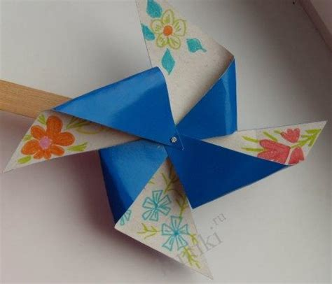 Paper And Craft Activities - crafts for children how to make a rotator from paper
