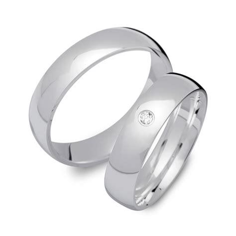 Eheringe 925 Silber by Eheringe Silber Trauringe 925 Gravur Diamant R8500sd