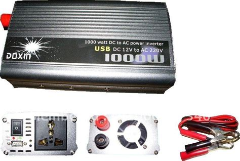 doxin 1000w power inverter doxin 1000w vehicle used power inverter jpg
