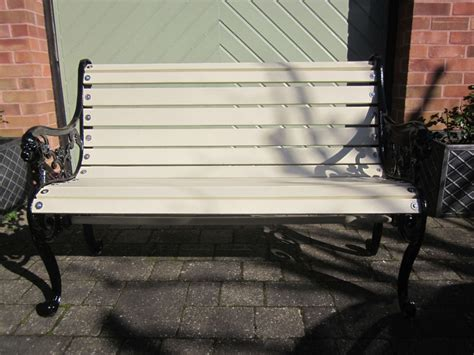 cast bench ends cast iron bench ends gumtree lustwithalaugh design cast iron bench a blast from
