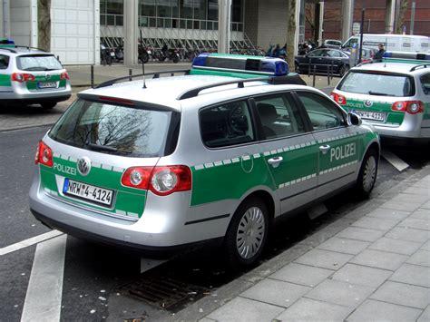 volkswagen germany polizei nrw