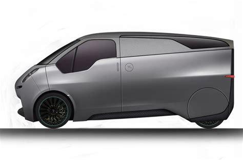 Vans Simple riversimple hydrogen concept business vans
