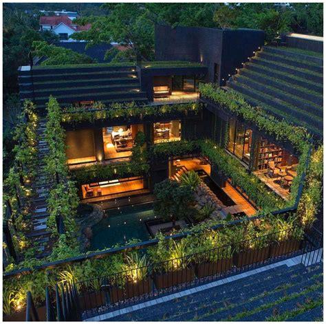 plantas para patio 101 planos de casas casa con patio interior