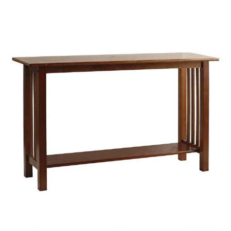 mission style sofa table mission style sofa table tree shops andthat