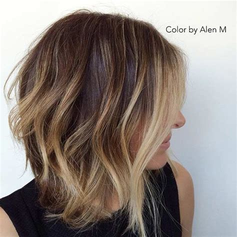 layered lob hairstyles 20 gorgeous long bob hairstyles hairiz