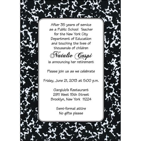 shutterfly card template 25 personalized retirement invitations rpit 18