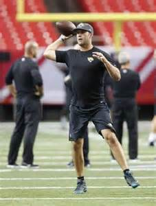Starting Qb For Jacksonville Jaguars Jaguars Qb Bortles Ready To Take Another Step