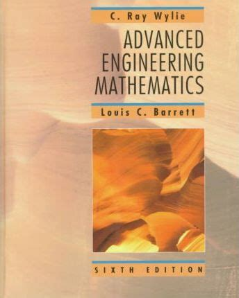 advanced engineering mathematics  ray wylie