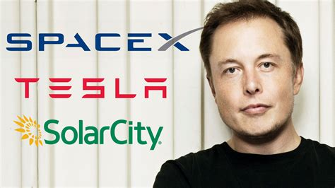 Solarcity Background Check Elon Musk Spacex Heard The Name Things To Learn From