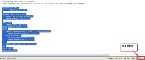 Sql Declare Table Variable by Declare Table Variables In Sql Server 2005