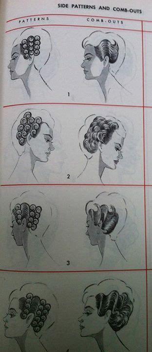 mystic hair salon memphis tn 1816 best images about vintage hair howtos on pinterest
