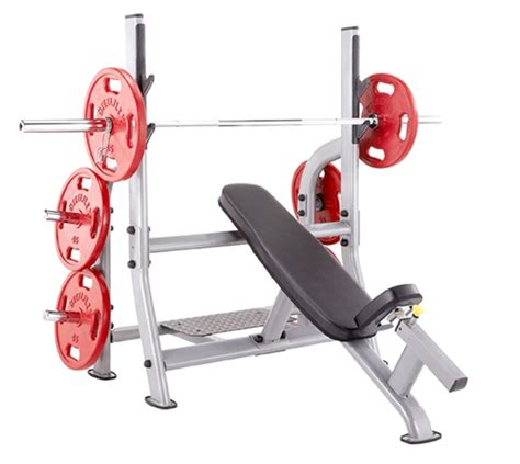 olympic weight lifting bench steelflex noib olympic incline weight lifting bench