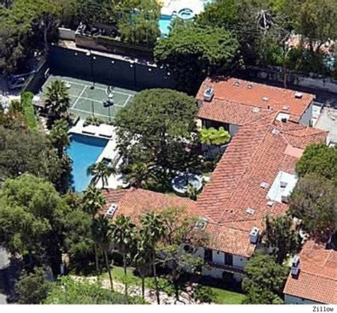 angelina jolie mansion billy bob thornton angelina jolie s former home in
