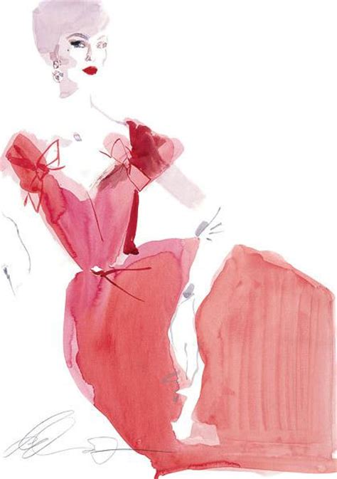 fashion illustration david downton david downton fashion illustration paperblog