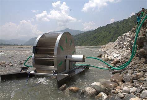 Waterpump Futura barsha provides irrigation water runs without fuel