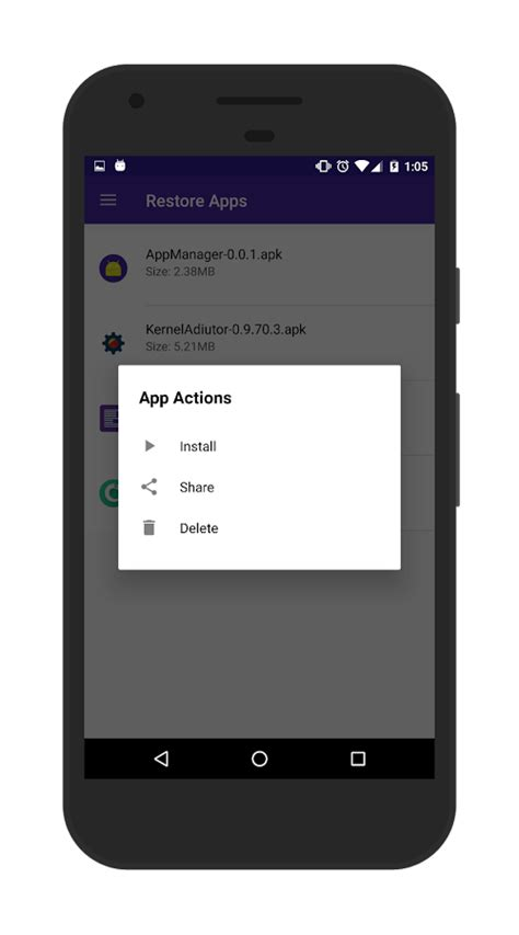application manager android gestite al meglio le app installate nel vostro terminale con advanced app manager tuttoandroid