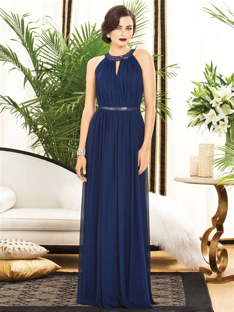 Navy Blue Bridesmaid Dress by Collections Of Navy Blue Bridesmaid Dresses
