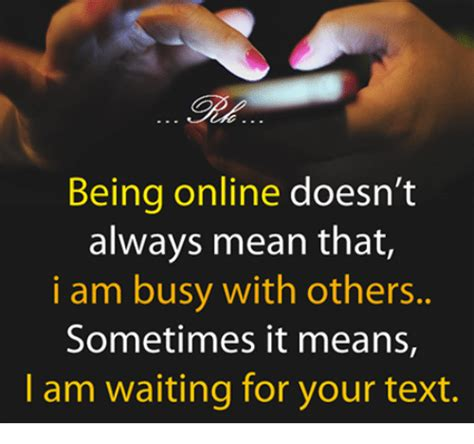 doesnt      busy