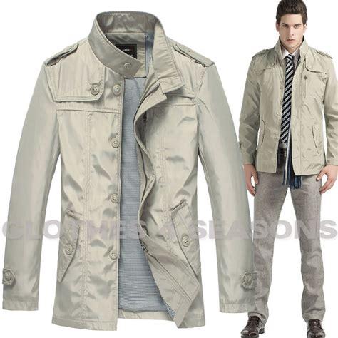 mens light jacket for fall light coats for men jacketin