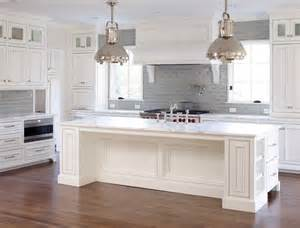 White Kitchen Tile Backsplash by Decorations White Subway Tile Backsplash Of White Subway