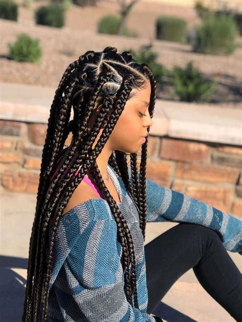 box braid hairstyles mexican africanbraids