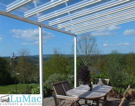 Glass Awnings Canopies by Patio Canopy Clear As Glass Canopies