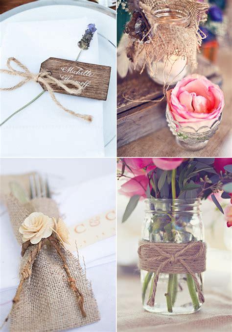 detalles para una boda sencilla
