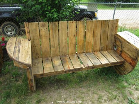 wooden sitting bench wooden pallet sitting bench plans pallet wood projects