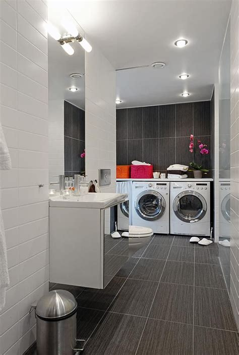 integrated bathroom laundry room decor irooniecom