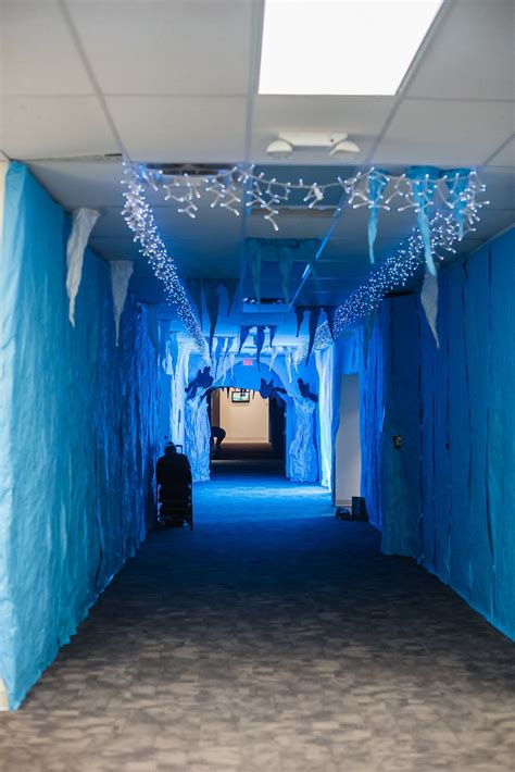 christmas vbs themes ice cave hallway at operationarctic an opportunity to