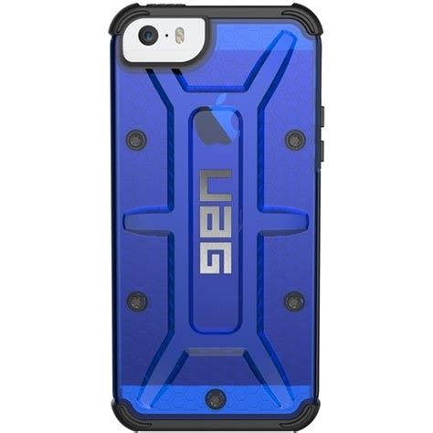 Armor Bumper Gear Uag Soft Cover Casing Iphone 5 5s armor gear shell for apple iphone se 5s and 5 blue iph5s se cbt best buy