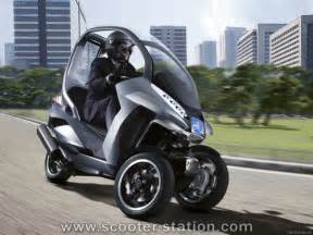 sp 233 cial hybrides 3 roues scooter station