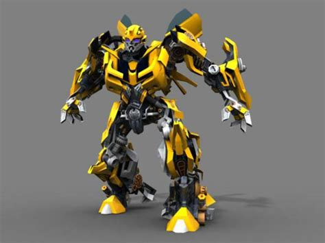 Robot Transformer Robot Transmutes Bumble Bee L015 15 interestment s top four transformers interestment interestment