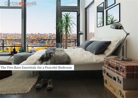 how to create a peaceful bedroom the five bare essentials for a peaceful bedroom furniture
