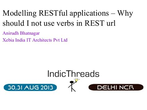 modelling restful applications why should i not use