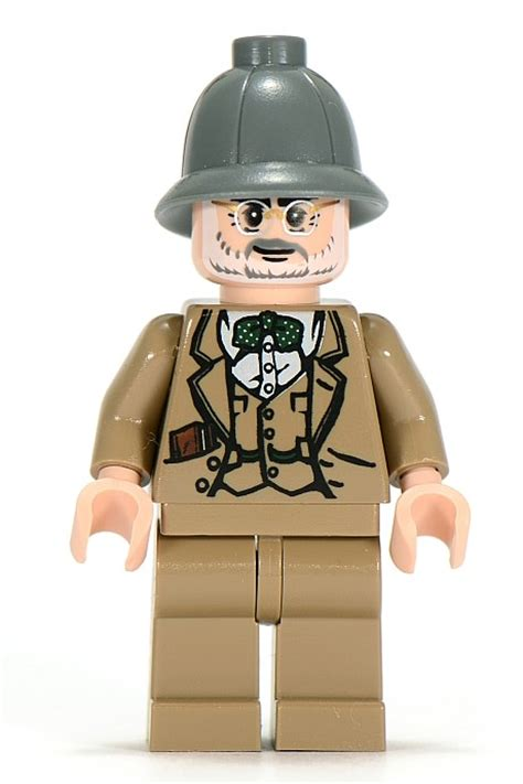 Lego Minifigure Iaj002 Henry Jones Sr Dari Set 7198 Professor Henry Jones Sr Brickipedia The Lego Wiki